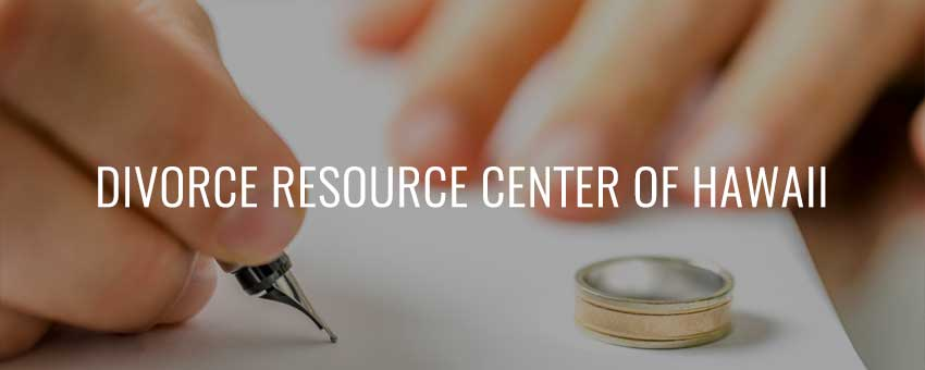 Divorce Resource Center of Hawaii